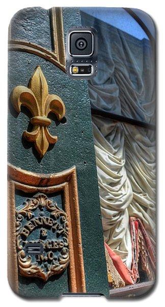 New Orleans Fleur-de-lis Galaxy S5 Case