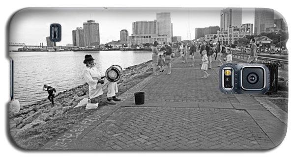 New Orleans Riverwalk Galaxy S5 Case