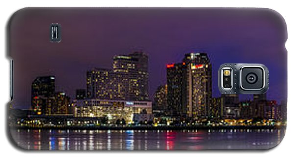 New Orleans Skyline Galaxy S5 Case