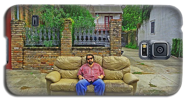 New Orleans Street Couch Galaxy S5 Case