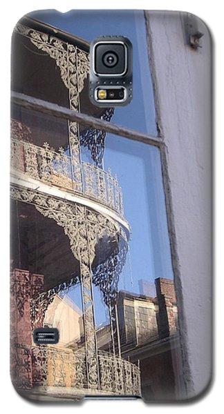 New Orleans Window Galaxy S5 Case