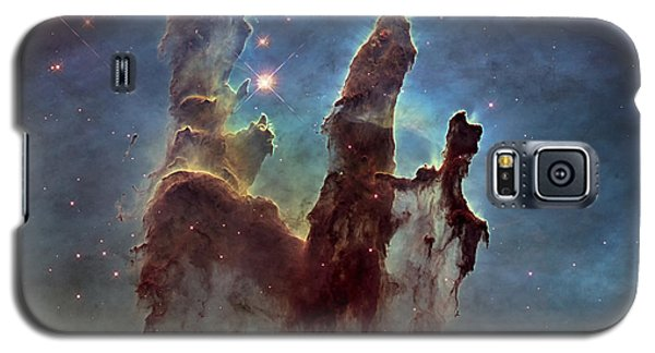 New Pillars Of Creation Hd Square Galaxy S5 Case