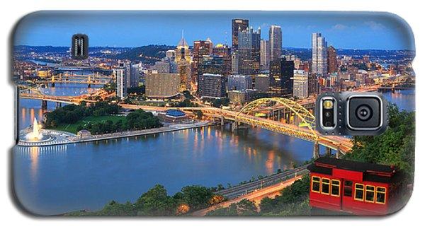 Pittsburgh Summer  Galaxy S5 Case