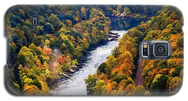 New River Gorge Galaxy S5 Case