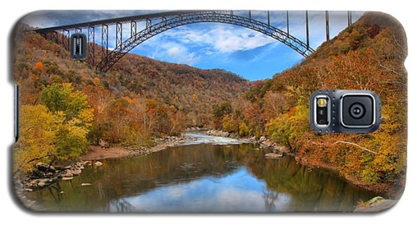New River Gorge Reflections Galaxy S5 Case