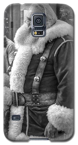 Jolly Saint Nick Galaxy S5 Case by Maddalena McDonald