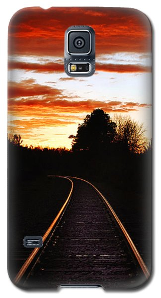 New Years Day 2007 Galaxy S5 Case