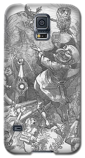 New Years Eve 1884 Galaxy S5 Case
