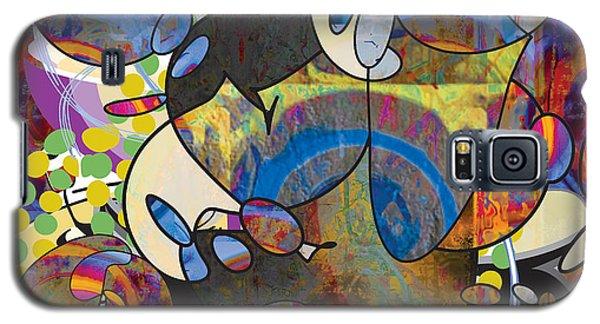 New Year's Eve Celebration Galaxy S5 Case by Gabrielle Schertz
