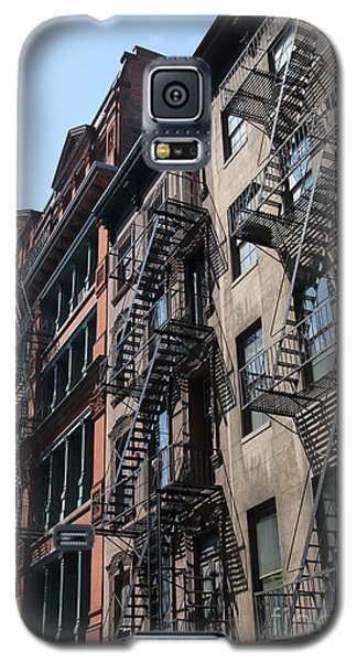 New York Apartments  Galaxy S5 Case