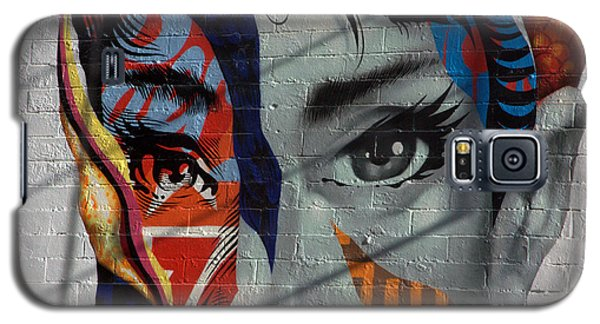 New York Art Galaxy S5 Case by Steven Macanka