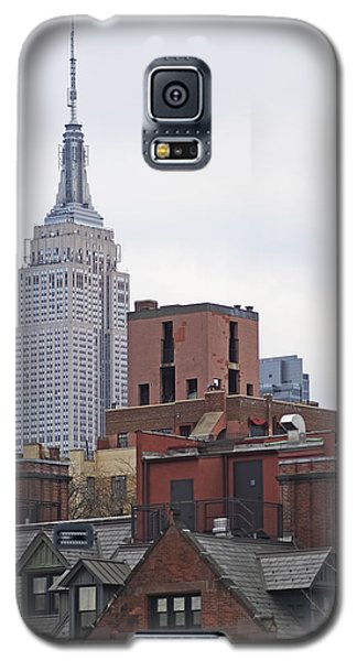 New York Buttes Galaxy S5 Case