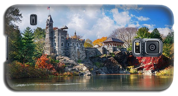 New York City Central Park Belvedere Castle Galaxy S5 Case