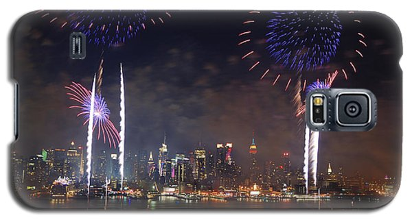 New York City Fireworks Show Galaxy S5 Case