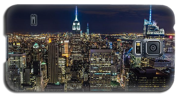 New York City Galaxy S5 Case by Larry Marshall