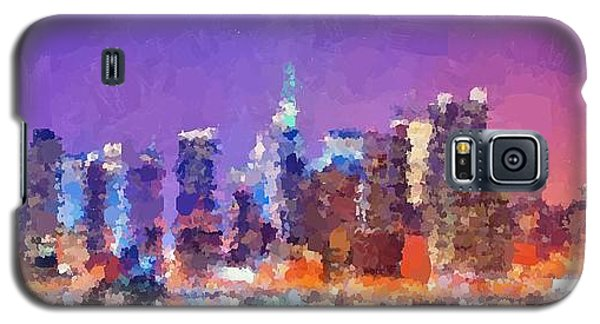 New York City - Skyline 0 Galaxy S5 Case