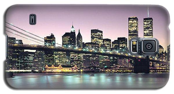 City Scenes Galaxy S5 Case - New York City Skyline by Jon Neidert