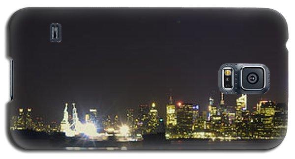 New York Harbor Galaxy S5 Case