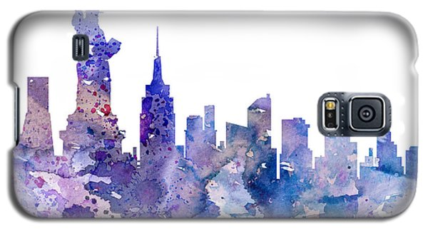 New York Galaxy S5 Case by Luke and Slavi
