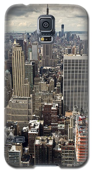 New York Midtown Skyscrapers Galaxy S5 Case