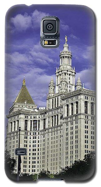 New York Municipal Building Galaxy S5 Case