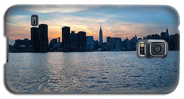 New York New York Galaxy S5 Case