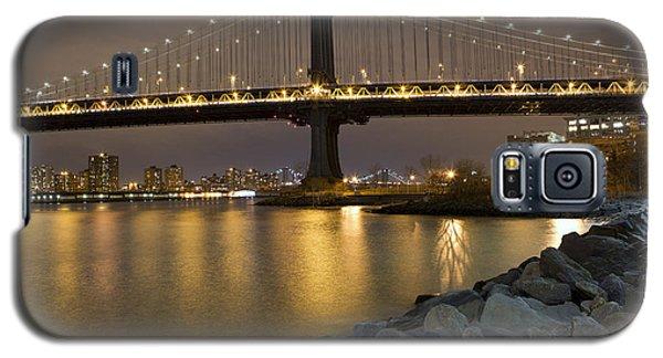 New York Nights Galaxy S5 Case