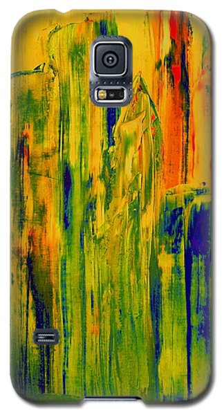 New York On A Hot June Morning Galaxy S5 Case