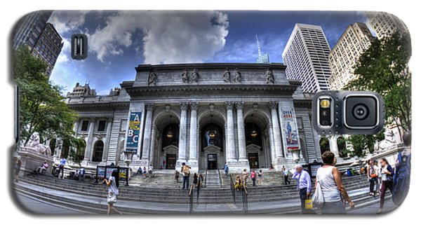 New York Public Library Galaxy S5 Case