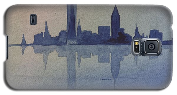 New York Skyline  Galaxy S5 Case by Donna Walsh