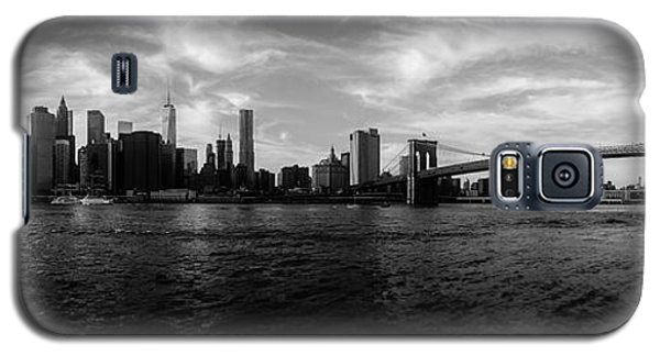 New York Skyline Galaxy S5 Case by Nicklas Gustafsson