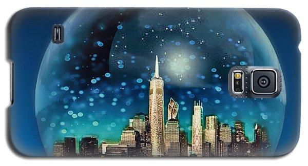 New York Snow Globe Galaxy S5 Case
