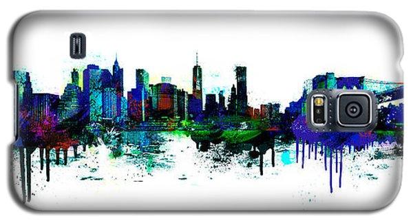 New York Spray Galaxy S5 Case