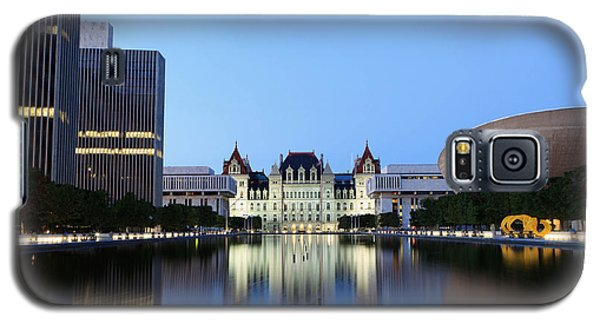 New York State Capitol Galaxy S5 Case