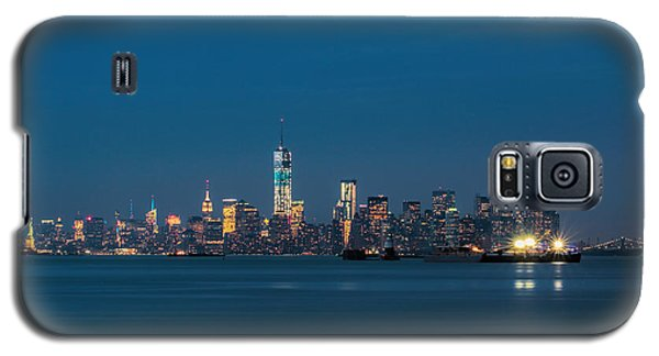 New York Twilight Galaxy S5 Case