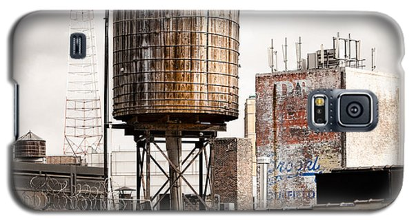 New York Water Tower 16 Galaxy S5 Case