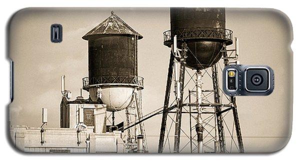 New York Water Tower 8 - Williamsburg Brooklyn Galaxy S5 Case