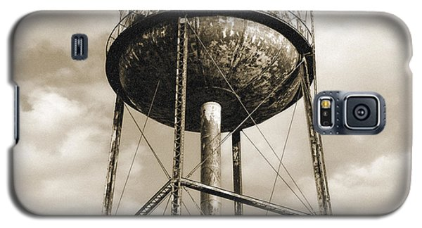 New York Water Towers 11 - Greenpoint Brooklyn Galaxy S5 Case