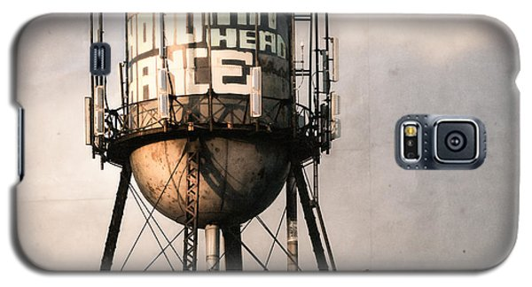 New York. Water Towers 6 Galaxy S5 Case