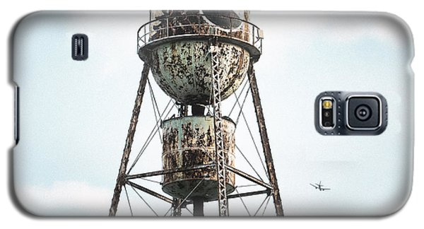 New York Water Towers 9 - Bed Stuy Brooklyn Galaxy S5 Case