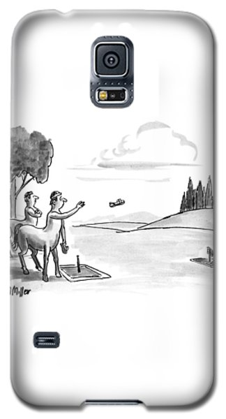 New Yorker September 24th, 1990 Galaxy S5 Case