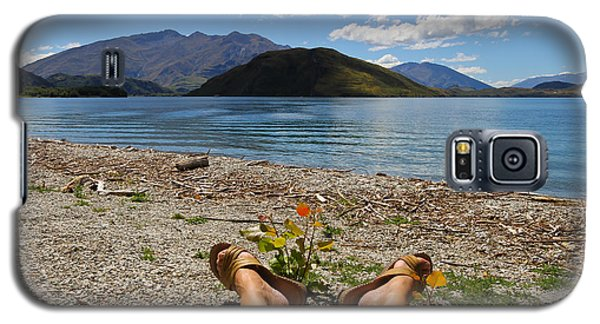 New Zealand Christmas Galaxy S5 Case