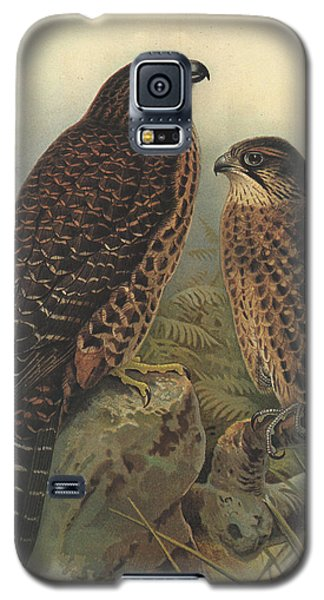 New Zealand Falcon Galaxy S5 Case