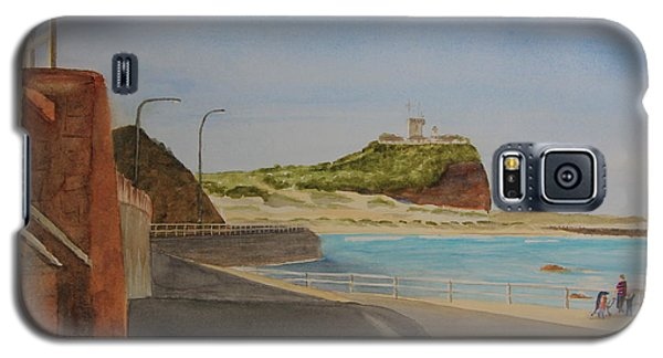 Newcastle Nsw Australia Galaxy S5 Case by Tim Mullaney