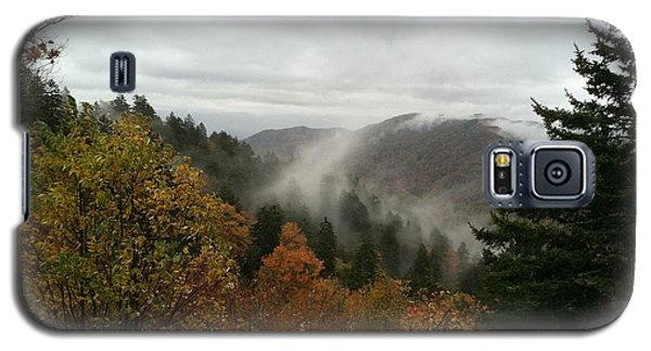 Newfound Gap Overlook Tennessee Galaxy S5 Case