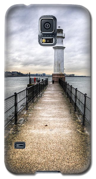 Newhaven Lighthouse Galaxy S5 Case