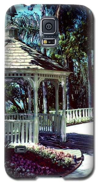 Newport Beach Gazebo Galaxy S5 Case