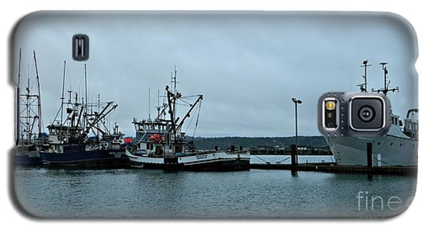 Newport Fishing Boats Galaxy S5 Case