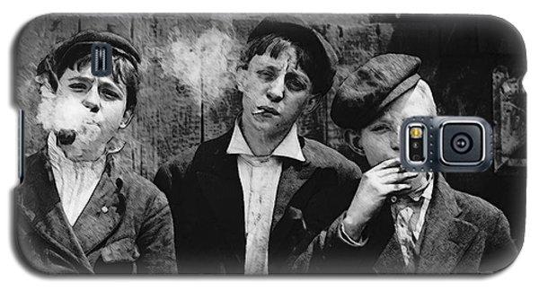 Newsies At Skeeter Branch Galaxy S5 Case