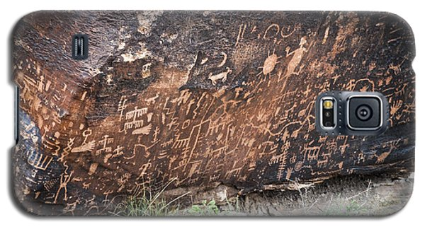 Newspaper Rock Galaxy S5 Case